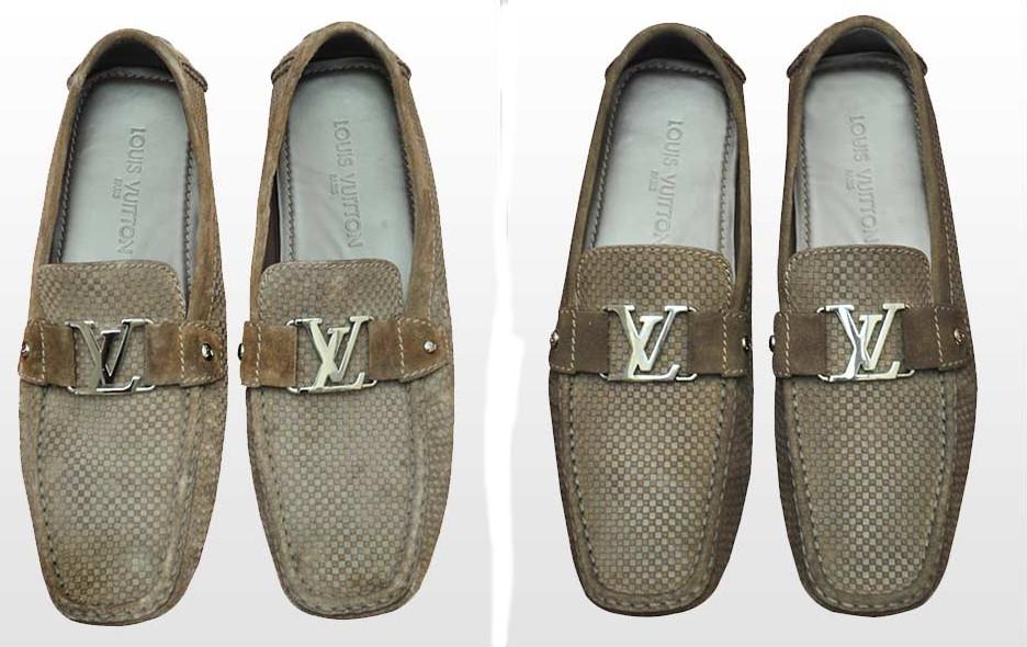 2come pulire le scarpe di camoscio hogan